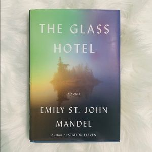 The Glass Hotel Book